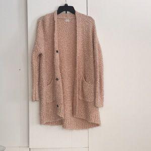 Altard State Blush Cardigan Size S